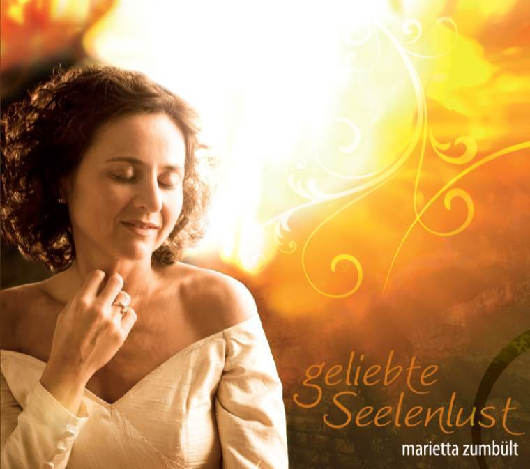 "CD-Cover ""geliebte Seelenlust"""